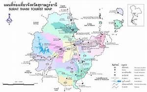 Maps Update #8361184: Thailand Tourist Map – Thailand ...