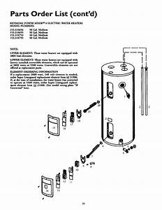 Page 30 Of Kenmore Water Heater 153 316754 User Guide