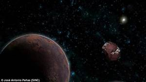 Caltech astronomers suggest there are 'several' hidden ...