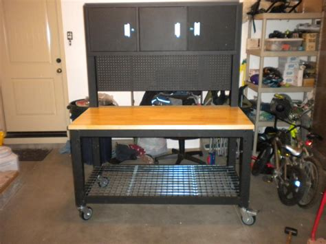 Gladiator Mobile Storage Cabinet by Workbench Page 3