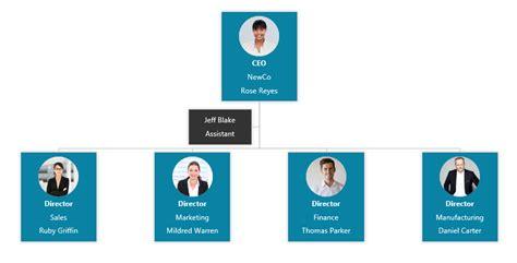 create  org chart  powerpoint org chart