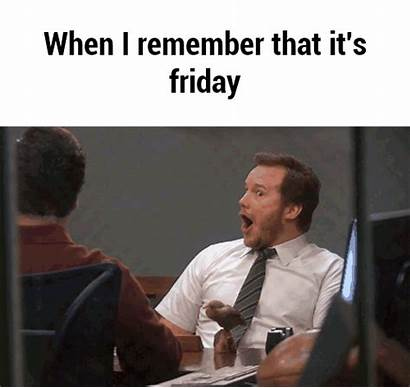 Friday Its Gifs Tgif Fun Giphy Animated