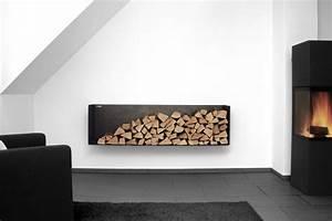 Regal Für Draußen : kaminholzregal dekorative aufbewahrung f r drinnen und drau en ~ Orissabook.com Haus und Dekorationen