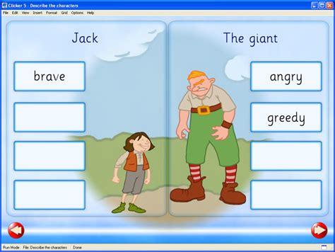 jack   beanstalk activity letter jj jack