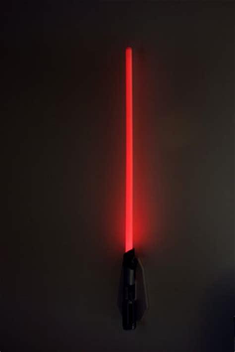 uncle milton star wars remote control lightsaber room light darth new free ebay