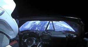 Tesla Dans Lespace : oui elon musk a bien fait d 39 envoyer une tesla dans l 39 espace ~ Nature-et-papiers.com Idées de Décoration