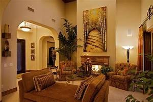 Tuscan decor for your interior design for Interior design ideas for period homes