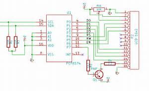 I2c Iic Twi To Parallel Output Module