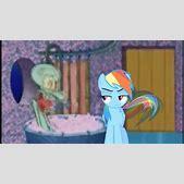 Rainbow Dash an...