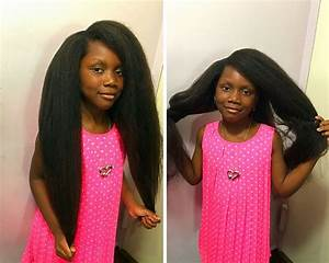 Myckles Waist Length Natural Hair