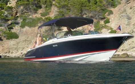 Chris Craft Boats Mallorca by Chris Craft 28 Pepsea Mallorca Yacht Charter Sales