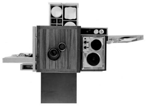 space saving mini kitchen  single kitchen  boffi interior design ideas ofdesign