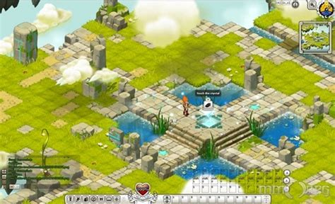 Wakfu Is A Grid Based Mmorpg Which Every Anime Fan Would To Installed It Really An Interesting Free Play Strategy Rpg That Gdc 2012 Preview Mmorpg