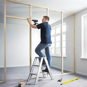 Garage Holzständerwerk Selber Bauen : fermacell holzst nderwerk x 45 x 75 nut bauhaus ~ Frokenaadalensverden.com Haus und Dekorationen