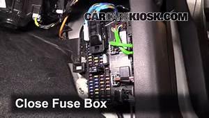 Interior Fuse Box Location  2009-2014 Ford F-150