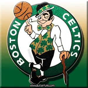 Boston Celtics Basketball Team