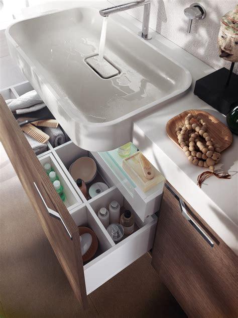 scavolini mobili bagno mobili bagno con cassetti tutto in ordine sotto il lavabo