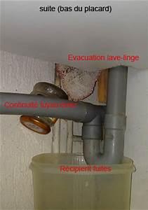 Machine A Laver Sans Evacuation : probl me vacuation lave linge ~ Premium-room.com Idées de Décoration