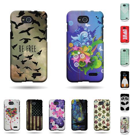 lg optimus phone cases for lg optimus l90 rigid plastic multicolored unique