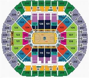 Oakland Oracle Seating Chart Golden State Warriors Tickets Schedule 2019