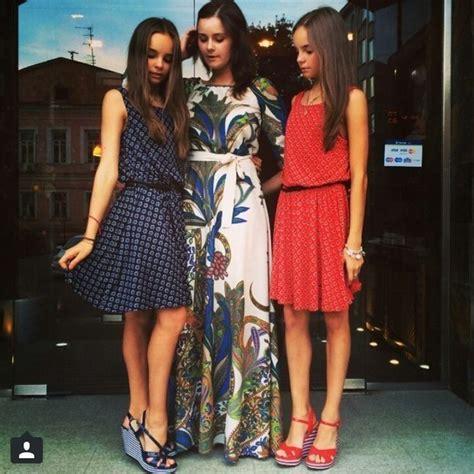Dina Averina And Arina Averina Russian Twins Cum Targets