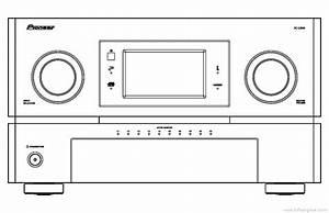 Pioneer Sc-lx90 - Manual