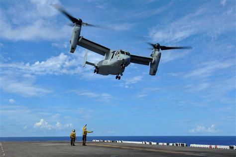 Bell Boeing V-22 Osprey Wallpaper Hd Download
