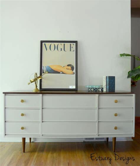 furniture debut mid century modern dresser estuary