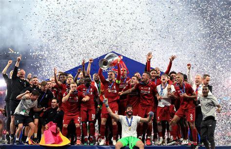 Liverpool Tottenham Champions League Final / Champions ...