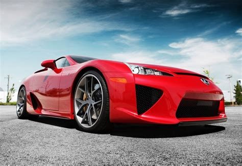Lexus Lfa 2013 With Features And