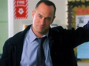 "Detective Elliot Stabler from ""Law & Order: SVU"" is the ..."