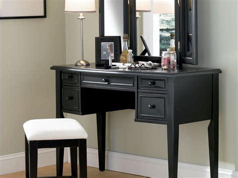 Makeup Table Lighted Mirror Vanities Dressing Inside