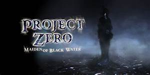 Project Zero Maiden Of Black Water Wii U Games Nintendo