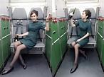 [新舊多圖] 台灣長榮航空發佈最新制服 空姐們意見不一紛紛登相懷念舊制服   Jdailyhk