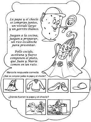 cuentos de don coco ejercicios de comprensi 211 n lectora para preescolares cuentos infantiles