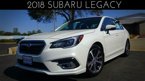 subaru legacy limited    cylinder review youtube