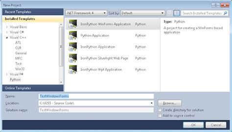 python tools for visual studio ptvs released s