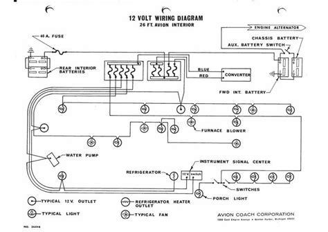 avion  volt wiring diagram
