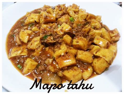 resep masakan mapo tahu dapur yuli