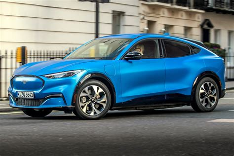 Explore the 2021 fastback and convertible mustang sports car range with the 2.3l high performance and 5.0l gt models. Ford Mustang Mach-E SUV tested in the UK | Parkers
