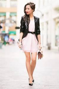Sequin Outfit Ideas 2018 | FashionTasty.com