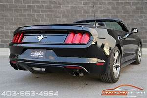 2016 Ford Mustang Convertible V6 Automatic ONE OWNER ONLY 4,400KMS! - Envision Auto