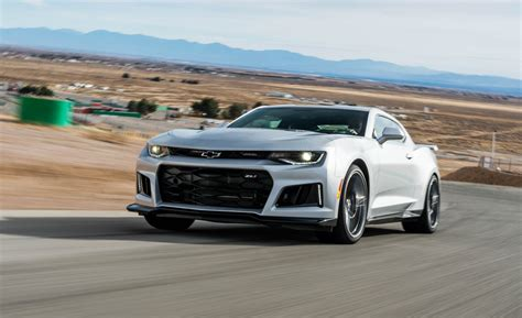 2017 Chevrolet Camaro Zl1  Cars Exclusive Videos And