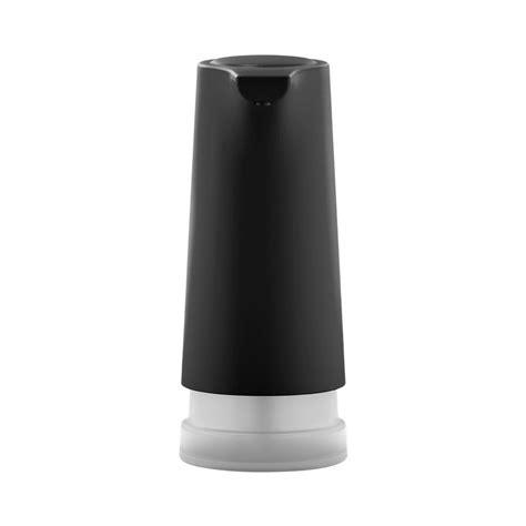 KOHLER Freestanding Soap Dispenser in Charcoal K 6383 CHR