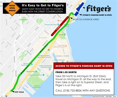 fitgers duluth lakefront hotel shopping  dining