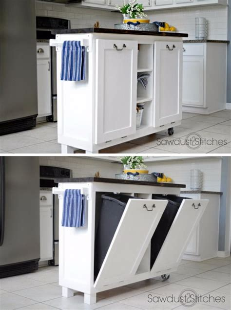 creative hidden storage ideas  small spaces