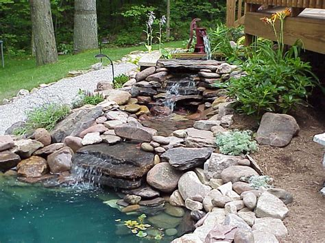 ponds and fountains design water fountains for small ponds backyard design ideas