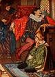 Twelfth Night 2.4 - Duke Orsino talks to Viola about love ...