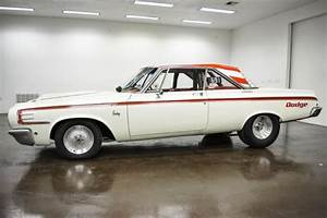 1964 Dodge Polara 10171 Miles White  Red 440 Big Block V8
