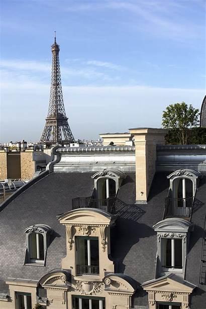 Paris Peninsula Eiffel Tower Parisian August Accommodation